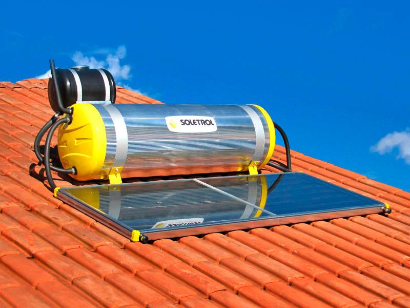Resultado de imagem para aquecedor solar caseiro